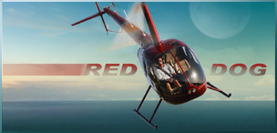 Red Dog Helicopters History of Red Dog Helicopters